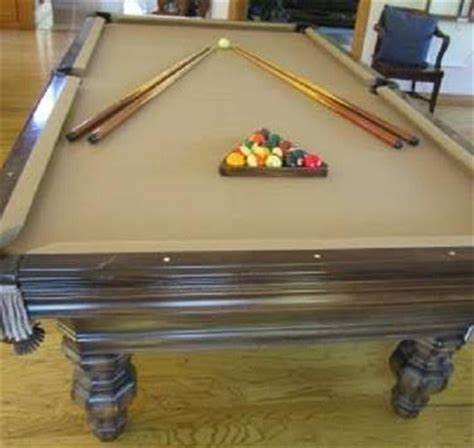 pool table felt installation billiard table recovering
