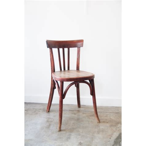 Chaises Bistrot Thonet by Chaise Bistrot