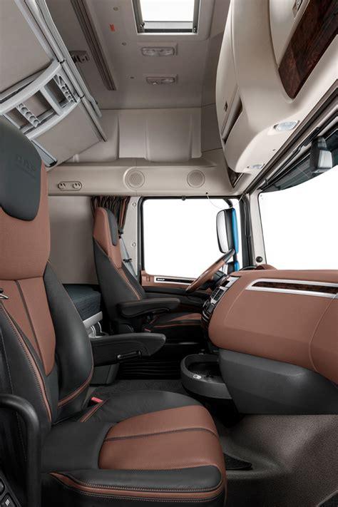 new line upholstery daf mediabank daf trucks belgi 235 luxemburg