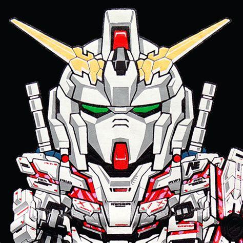T Shirt Gundam quot unicorn gundam quot best t shirts in the world lleitmotif