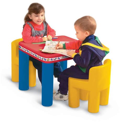 toddler table and chairs tikes tikes table and chair set fall home decor