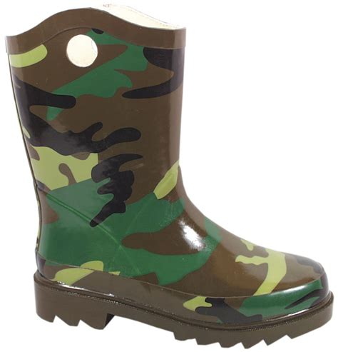 toddler rubber boots pungo ridge kickers toddler s buckaroo rubber boots