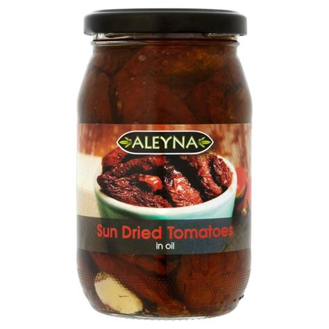 Sun Dried Tomatoes Shelf by Morrisons Aleyna Sun Dried Tomatoes In 350g Product