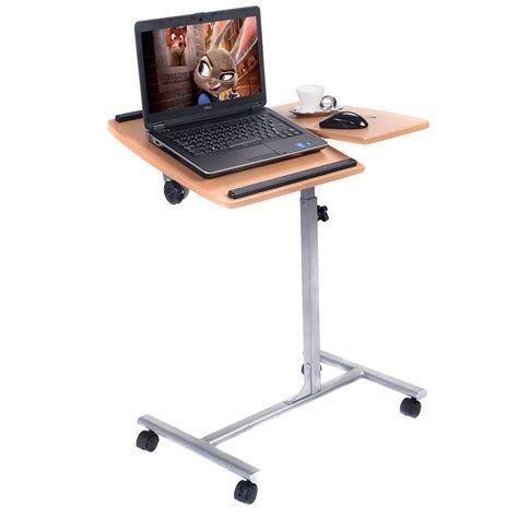 adjustable laptop notebook desk table stand holder swivel