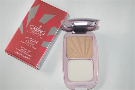 Caring By Biokosi Brightening Moist Dual Cake review caring by biokos advanced hydra protection dual