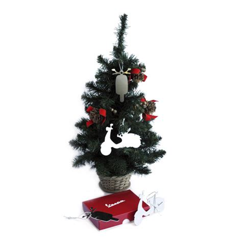 vespa goes festive vespa christmas tree decorations