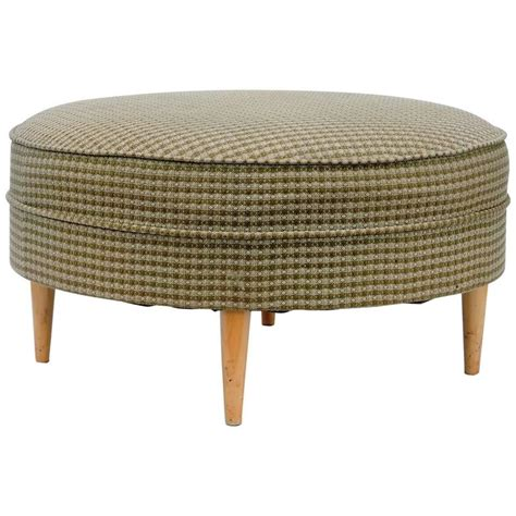 big ottomans for sale big round ottoman pouf for sale at 1stdibs