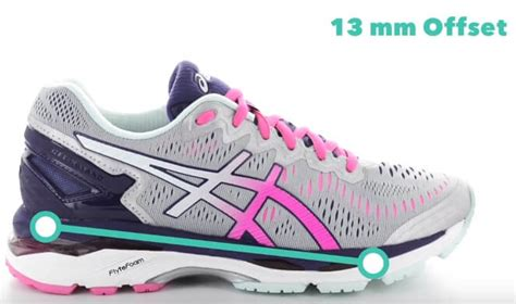kayano 23 shoes for cushioning and offset best10for