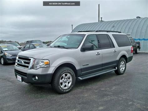 how to fix cars 2007 ford expedition el navigation system 2007 ford expedition el information and photos momentcar