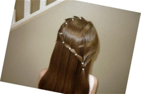 easy hairstyles with rubber bands easy hairstyles with rubber bands 6 hairstyles with