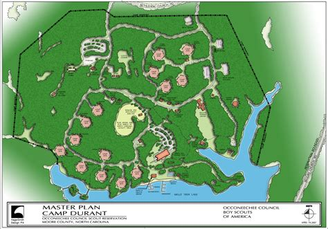 New Construction Floor Plans land planning camp duranthagersmith design pa