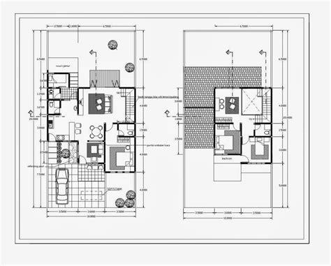 rumah minimalis cat abu abu terbaru denah rumah type 100 tahun 2016