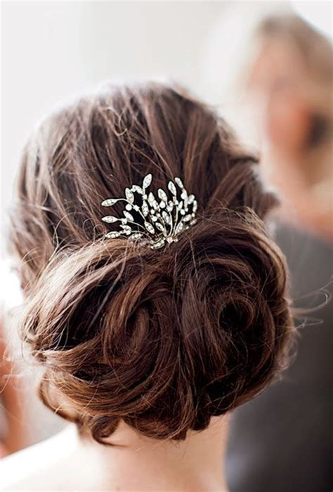 Ikat Rambut By Js Accessories chignon mariage 2014