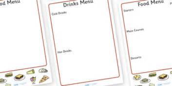 design a menu template ks2 italian menu writing frame italian menu writing frame