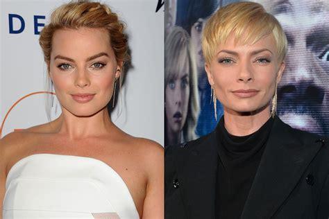 margot robbie jaime pressly 19 celebrities who look shockingly alike