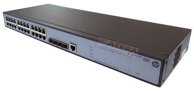 Switch Hub Hp V1910 24g switch hp je006a v1910 24g 24 portas gigabit e 4 sfp atera inform 225 tica