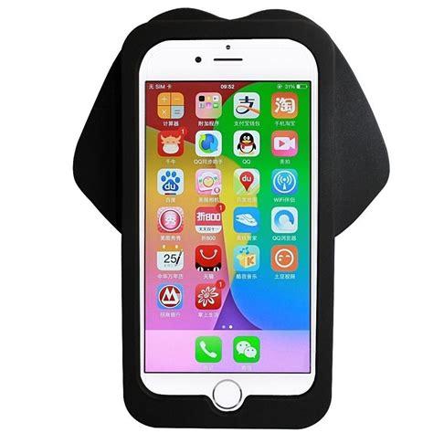 bid iphone big silicone iphone 6 6s plus recta tech