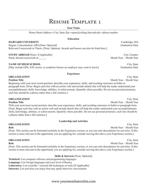 12 it resume templates budget template letter