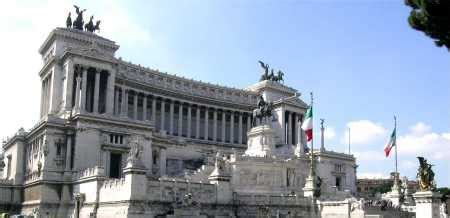 Wedding Cake Building Rome by Piazza Venezia Rome The Wedding Cake