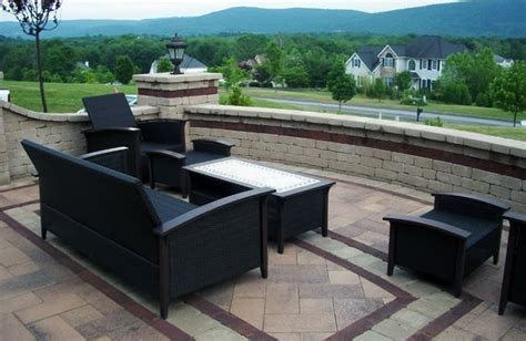 backyard paver patios paver patio ideas landscaping network
