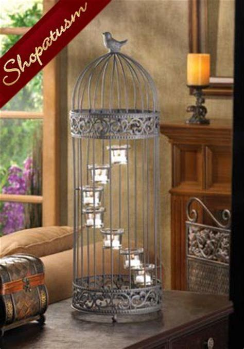 Large Birdcage Staircase Candle Holder Stand Centerpiece Birdcage Centerpieces Wholesale