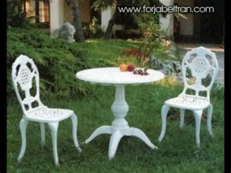 ideas de decorarion  muebles de aluminio  jardines