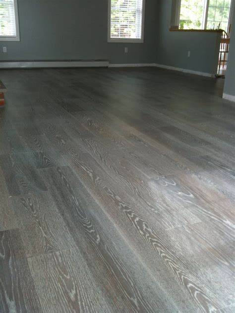 Hardwood Floor Stains - true amp wesson interior design project gray hardwood floors