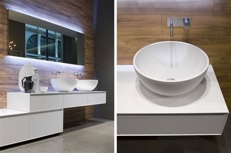 top mount bathroom sinks urna top mount sink modern bathroom sinks miami by