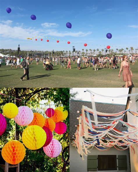 Country Home Decor by Coachella Themed Party Ideas Bop Till You Drop