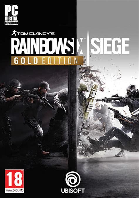 Pc Original Rainbow Six Siege Cd Key Uplay tom clancy s rainbow six siege gold edition uplay cd key for pc buy now