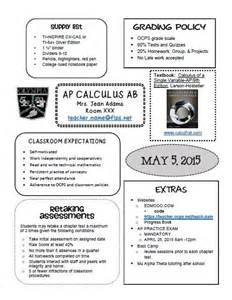 Class Syllabus Template Middle School by 1000 Ideas About Syllabus Template On