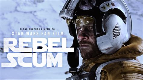 star wars fan film rebel scum a star wars fan film about a rebel pilot