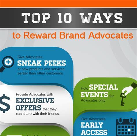 7 Ways To Reward Yourself For 10 by Top Ten Ways To Reward Brand Advocates Zuberance