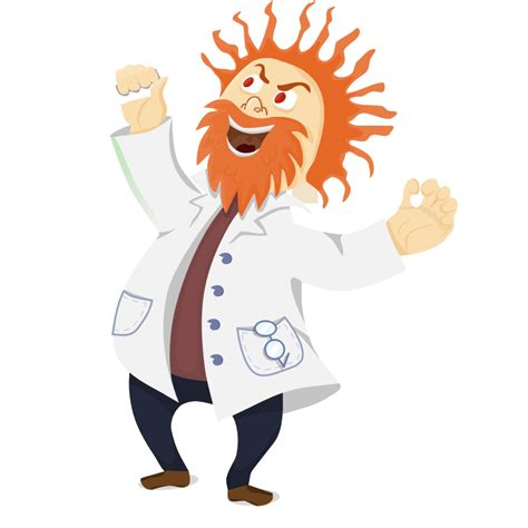 mad scientist pictures clip mad scientist clip cliparts co