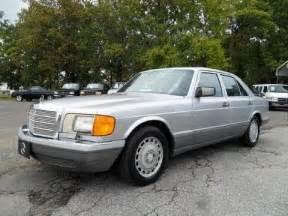 1988 Mercedes 300se Takes 1988 Mercedes 300se Start Up Engine
