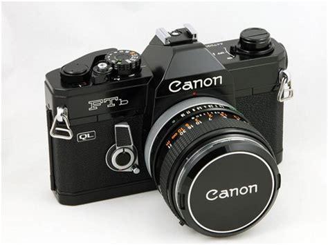 Slr Canon Ftb Analog Bukan Digital canon ftb 1971 steve h galleries digital photography review
