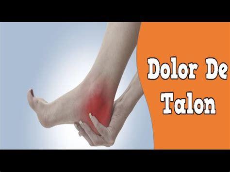 dolor en el talon al pisar dolor de talon fascitis plantar cronica masaje fascitis
