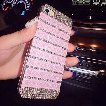 Casing Soft Rosegold 3d Swan 6s Plus 6 Plus glitter pink rhinestone iphone 6 from annedesigncenter on
