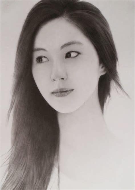 seni menggambar sketsa wajah seni menggambar sketsa wajah dengan pensil