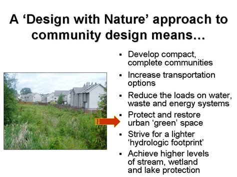 Design With Nature west vancouver mayor teams with green infrastructure