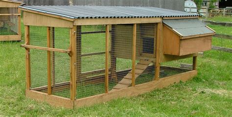 bespoke handmade chicken coup kennels rabbit hutches