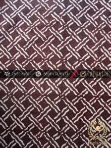 Rok Batik Sogan Seling 11 jual batik klasik jogja motif anyaman sogan thebatik co id