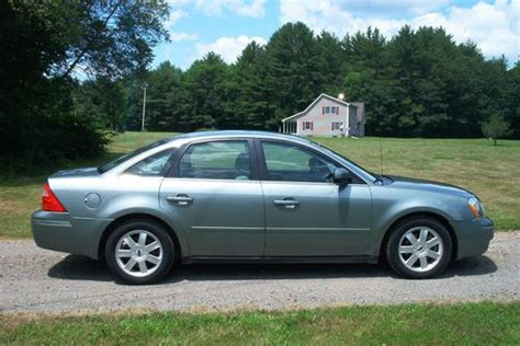 how to learn about cars 2006 ford five hundred user handbook sell used 2006 ford five hundred se in orange massachusetts united states for us 4 975 00