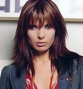 chipped bobs image of chipped bangs trendy bobs with bangs page 13