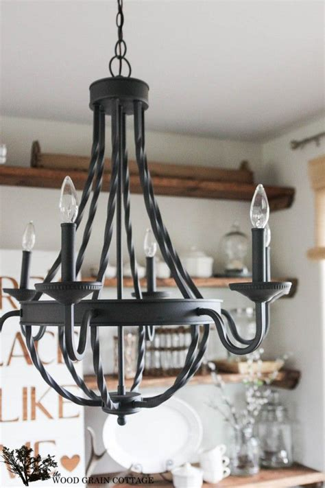 Farmhouse Style Light Fixtures 25 Best Ideas About Farmhouse Chandelier On Pinterest