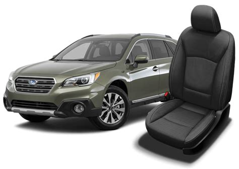 Subaru Outback Seats by Subaru Outback Leather Seats Interiors Seat Covers