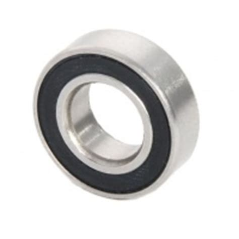 696 2rs Asb Miniatur Bearing s608 2rs stainless steel miniature bearing 8x22x7 sealed wychbearings co uk