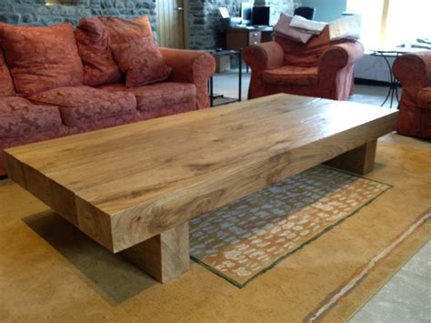 Large Coffee Tables Large Oak Coffee Table Abacus Tables
