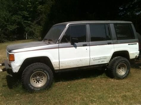 1987 Isuzu Trooper Ii Purchase Used 1987 Isuzu Trooper Ls Sport Utility 4 Door 2