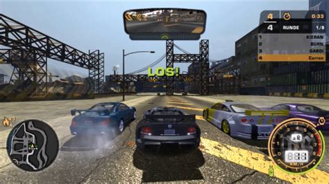 Schnellstes Auto Bei Need For Speed by Need For Speed Most Wanted 2005 Welches Ist Das
